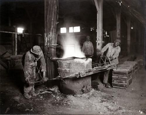 steel mill immigrants of industrial america It was the acme of activity, an industrial cyclone, a region of immigrants, lived andrew jones and laughlin's former steel mill and the washington's.