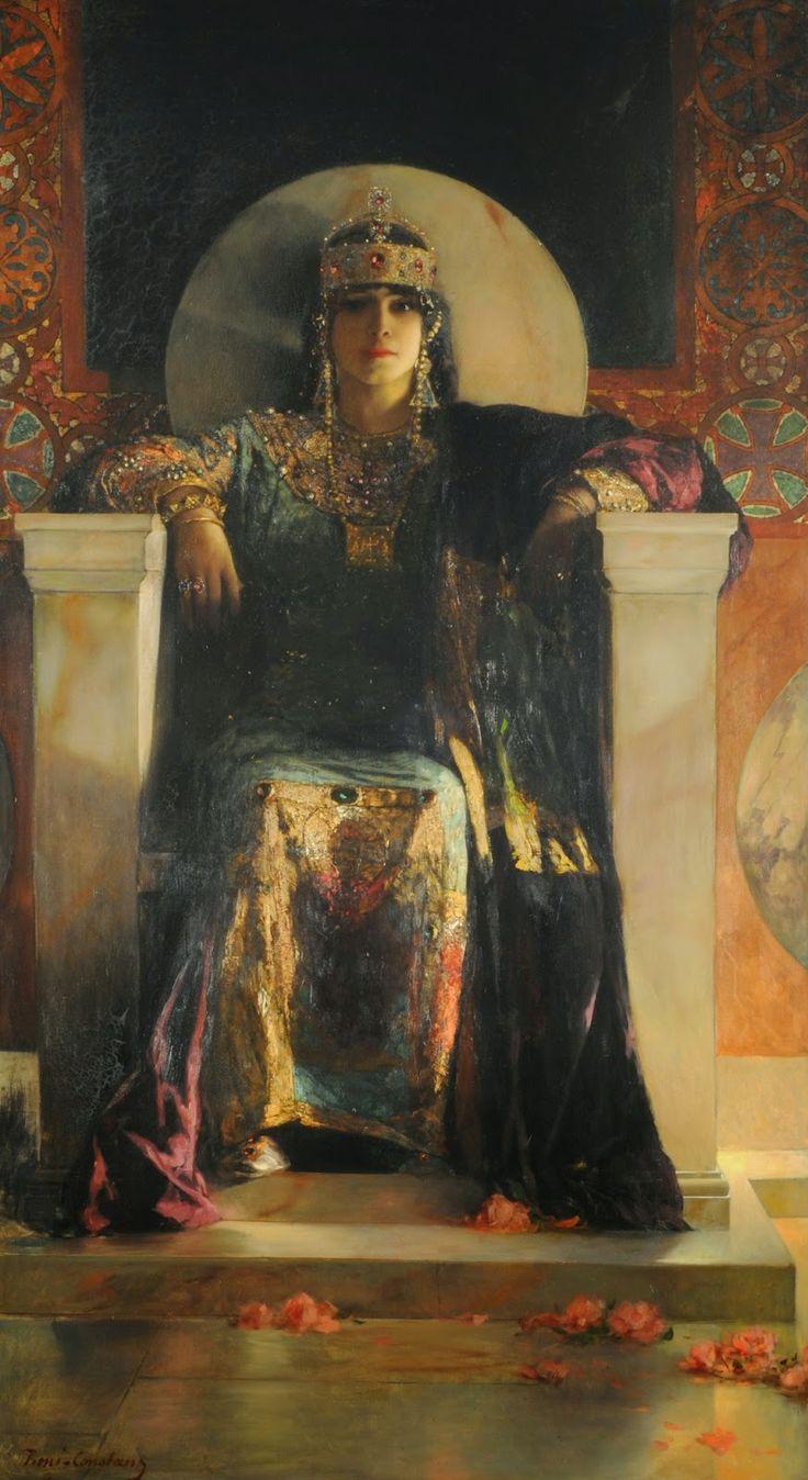 Le Prince Lointain: Benjamin Constant (1845-1902), L'Impératrice Théod...