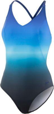 SPEEDO Badeanzüge Damen blau