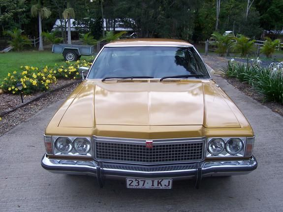 Holden Premier, my childhood car