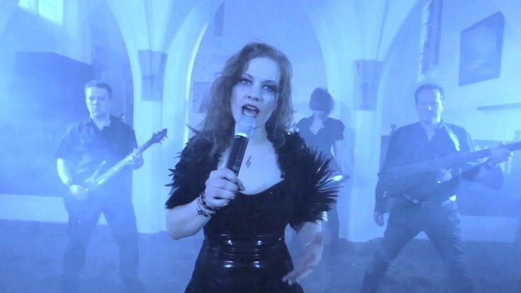 BEYOND VIOLET – FROZEN WORDS Official Music Video