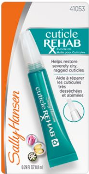 Cuticle Rehab | Sally Hansen - my cuticles are always a mess, I need to try this.