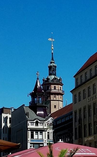 Türme, Leipzig