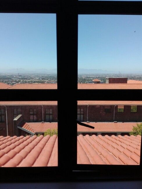 Day 1: Anything, whatever you want.  I decided to upload the view from my office in Steve Biko Building Level 7 at University of Cape Town Students' Representative Council