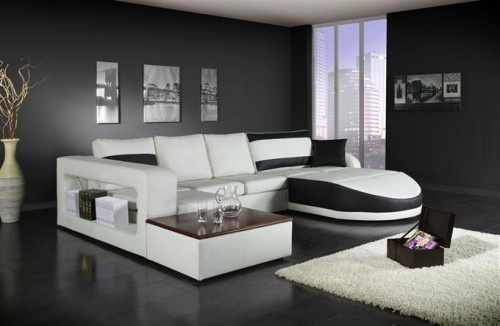 besonders vielf ltig ist das stylische ecksofa cuba von. Black Bedroom Furniture Sets. Home Design Ideas