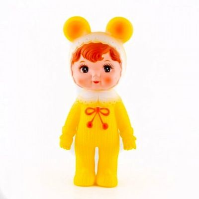 *PRE ORDER Lapin & Me Woodland Doll - Yellow with Ears