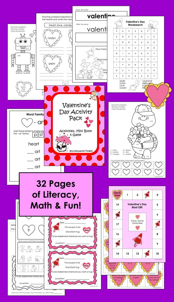 17 best images about valentine 39 s day on pinterest pocket charts activities and word play. Black Bedroom Furniture Sets. Home Design Ideas