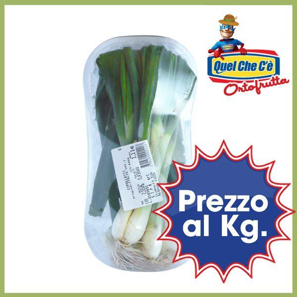 Profumati e freschi. Ideali alla griglia arrotolati con la pancetta! Vendita al kg a soli € 2,55!!!