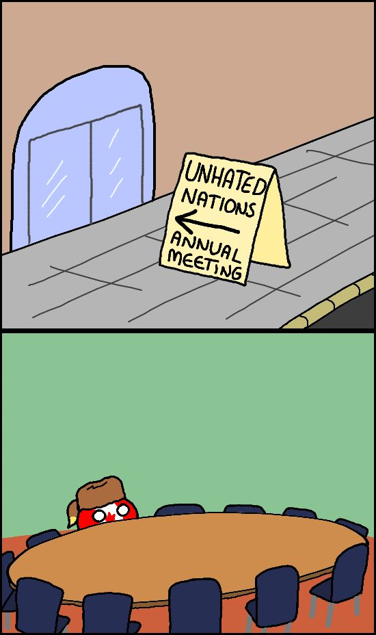 THIS WEEK at the Unhated Nations...