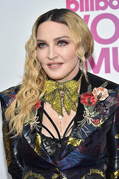 Madonna - Celebrity plastic surgery transformations