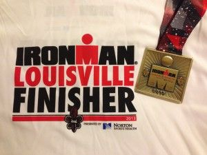 2013 Ironman Louisville Race Report - The Second Wind