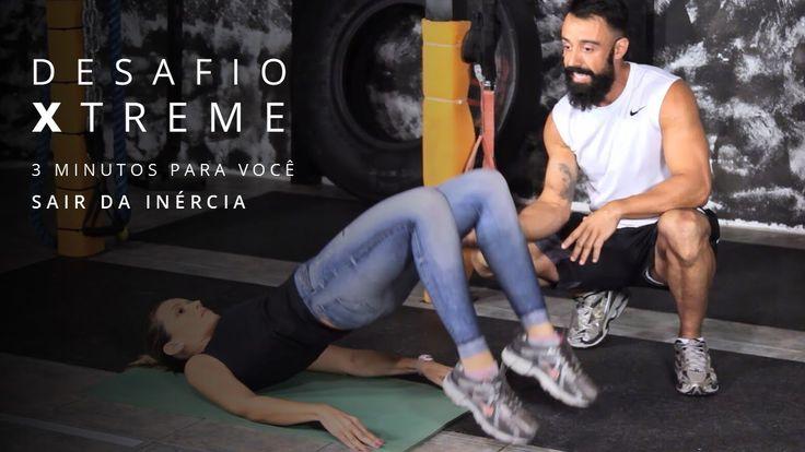 Desafio Xtreme 3 Minutos - Verônica | Sérgio Bertoluci - X21