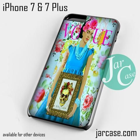 vogue Phone case for iPhone 7 and 7 Plus