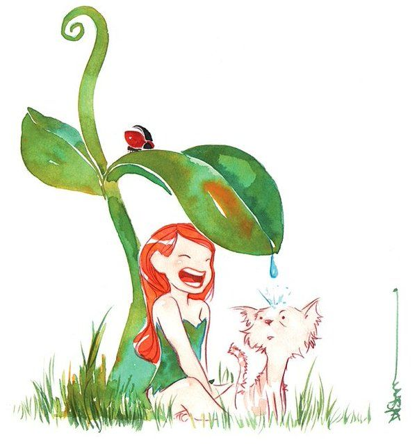 Poison Ivy by Dustin Nguyen