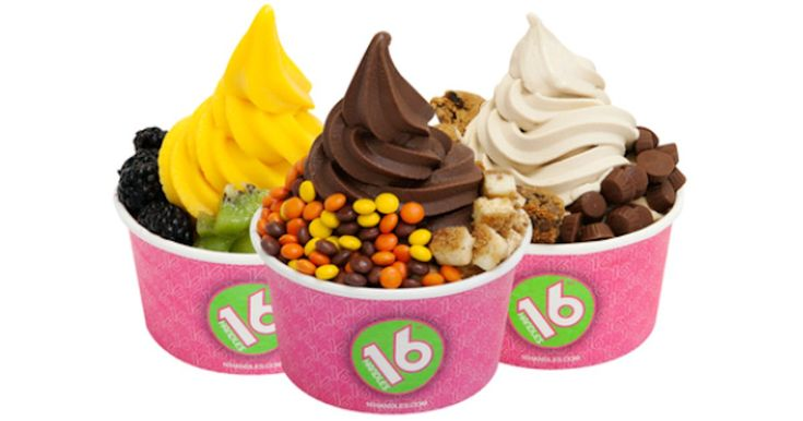 Here's another place to Celebrate National Frozen Yogurt Day:  16 Handles! Simply download their app and get your Free 6 oz. frozen yogurt! Valid on February 6th only. http://ifreesamples.com/february-6th-free-froyo-16-handles/