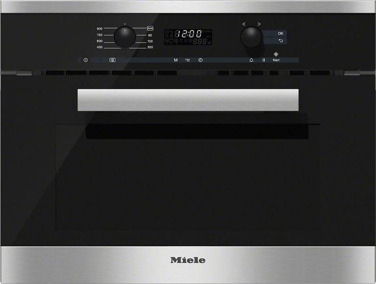 Miele M6260TC - mikrobølgeovn - Nå kr. 8 790,-  BEGRENSET ANTALL