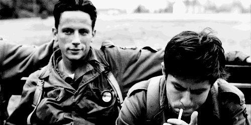 George Luz | Joe Liebgott and George Luz: Band of Brothers
