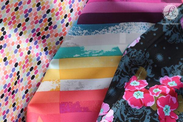 """Ładne tkaniny Art Gallery Fabric, wspaniała bawełna!  Patchwork&Quilting premium quality cotton fabric at """"Ładne tkaniny"""" fabric store in Warsaw"""