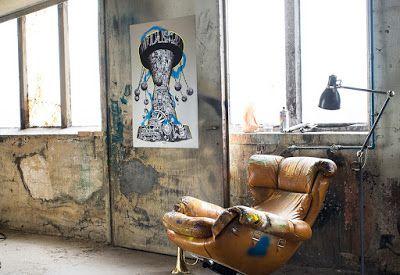 House of Bulldogs: Streetart - til supre priser