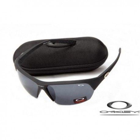 6f76a358c2773  16.00 Oakley sunglasses with matte black frame   black iridium lens fake  http    · LentesMarcos NegrosGafas De Sol ...