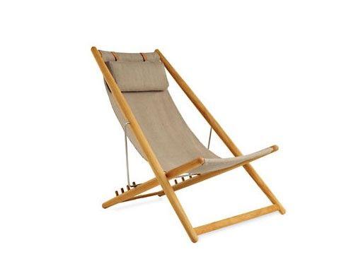 H55 Easy Chair — FURNISHINGS -- Better Living Through Design