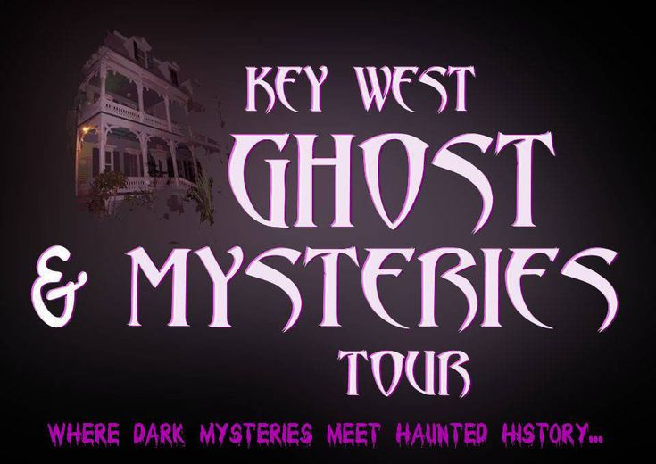 Key West Ghost & Mysteries Tour: really want to do this next trip!