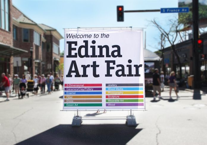 Edina Art Fair 2015 from June 5 to June 7 at #50thandfrance. #edinamn. Interested artists and food vendors - go to edinaartfair.com for details on how to apply. #50thandfrance #edinamn #minneapolis #mnfood #mnart
