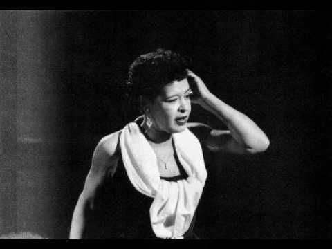 Billie Holiday sings Crazy He Calls Me recorded in 1949.