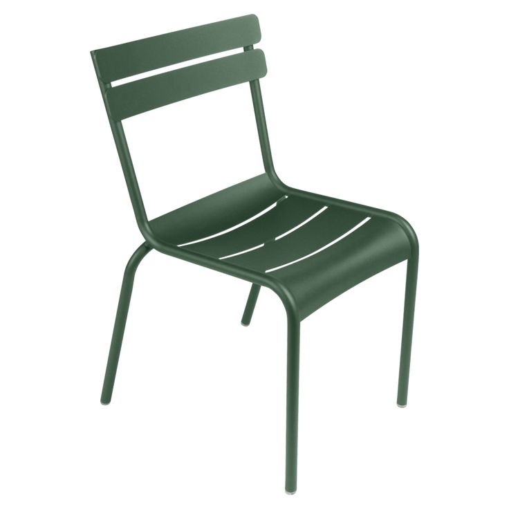 Luxembourg chair, metal chair, outdoor furniture