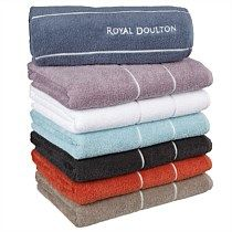 Royal Doulton Balmoral Bath Towel