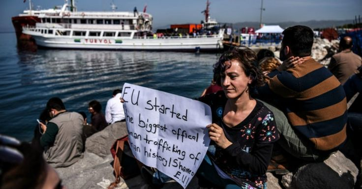 UN Says Greece May Have 'Accidentally' Deported Asylum Seekers | Common Dreams | Breaking News & Views for the Progressive Community