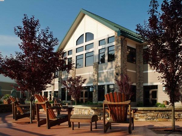 Stonewall Jackson Resort - Roanoke, West Virginia.