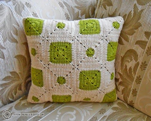 25 best ideas about ganchillo on pinterest mantas for Cojines a crochet