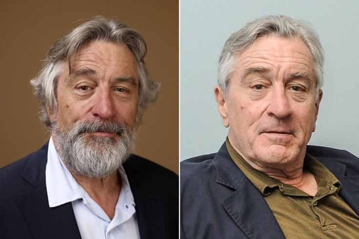 <Robert De Niro>Celebrities That Look Completely Different With Beards