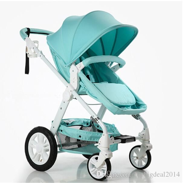 2016 2016 New Brand Baby Stroller For Baby 0 36 Months Kids Pram With Accessories Easy To Fold Oxford Pushchair For Optional From Bigbigdeal2014, $392.56   Dhgate.Com