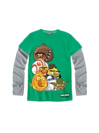 Koszulka Angry Birds Star Wars