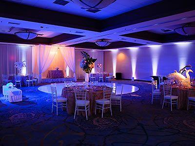 Radisson Hotel Ontario Airport Inland Empire Weddings Southern California Wedding Venues 91761