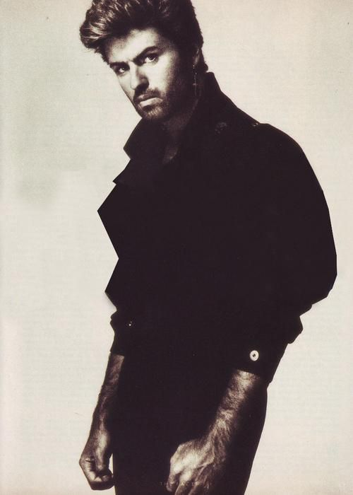 i seriously thought George Michael was the coolest guy i'd ever seen when Faith released.