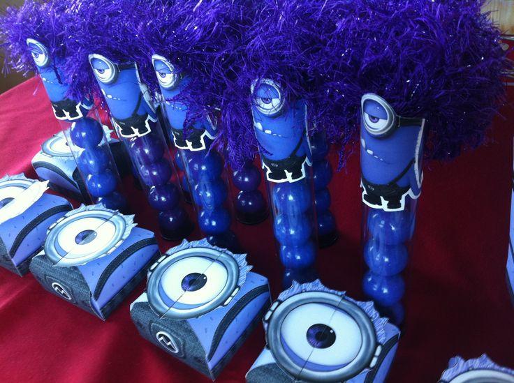 Evil Minion Favors: Détestable Moi, Kids Birthday, Birthday Parties, Fête Détestable, Audrey Parties, Evil Minions, Boys Birthday, Minions Birthday, Minions Favors