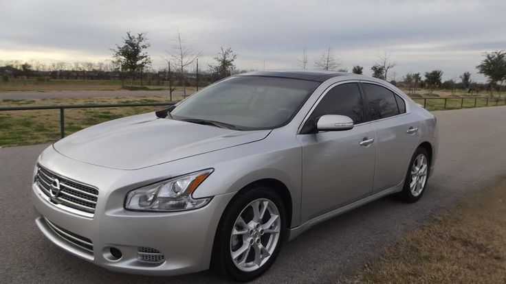 2012 Nissan Maxima SV Sport Package interior  | 2012 Nissan Maxima 3 5 PREMIUM EDITION NAVI LEATHER ONLY 12K Mi FREE ...