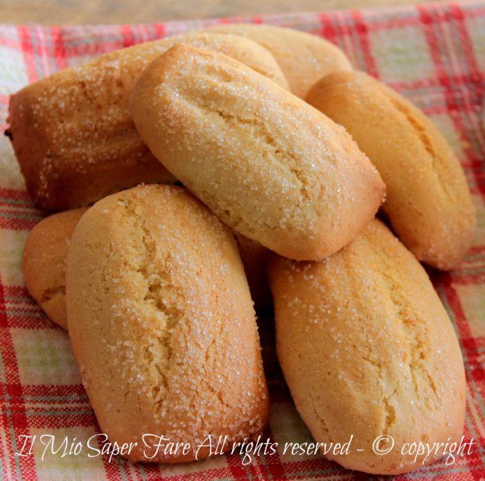biscotti casarecci per il latte ricetta il mio saper fare