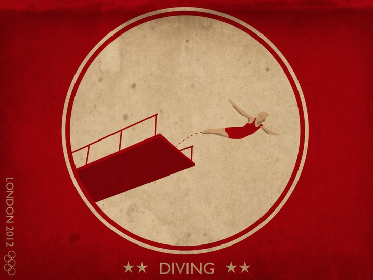 Diving / Прыжки в воду - cover