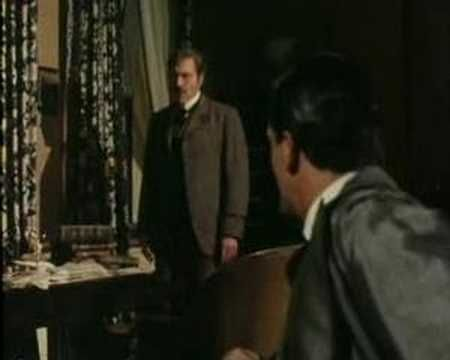 A Scandal in Bohemia Part 1 of 6 (Sherlock Holmes) - YouTube