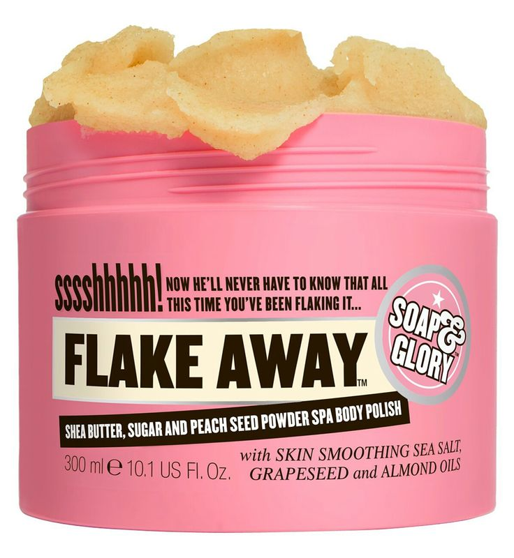 "Soap & Glory ""Flake Away"" Body Polish"
