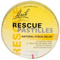 Need a homeopathic remedy for relief from occasional stress? Then Bach Original Flower Essences, Rescue Remedy Pastilles, Natural Stress Relief might be something to try out.