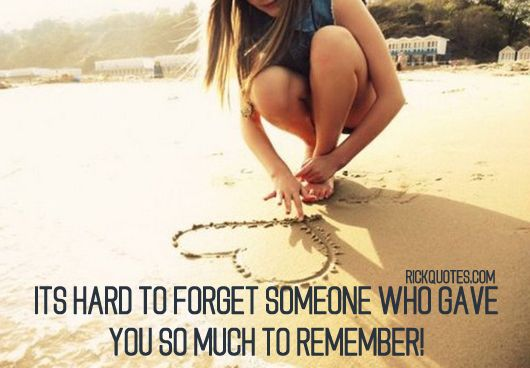 how to forget someone you love and see everyday
