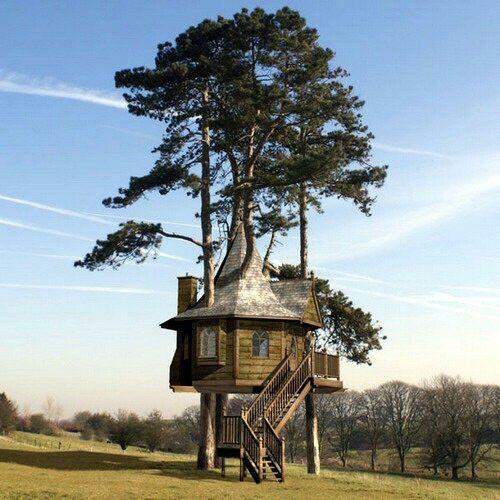 61 best casas en los arboles !! images on Pinterest Tree houses - casas en arboles