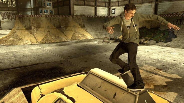 If you were alive and mostly conscious from the late '90s to the mid-2000s, you probably noticed an abundance of skateboarding games. Yes, those were more hip times indeed, with punk rock blasting from every console, and waves of gamers with broken faces who tried out that kickflip they'd totally nailed on the PS2. Indeed,…