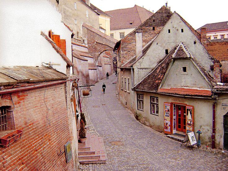 Centrul Vechi Sibiu