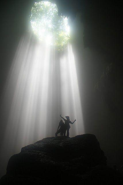 The Grubug Vertical cave, Gunung Kidul #Indonesia - memacu adrenalin disini